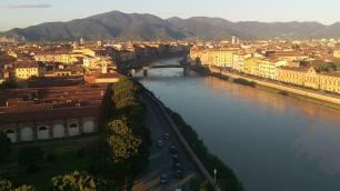 Pisa dalla Cittadella